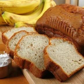 Spiced Banana Loaf