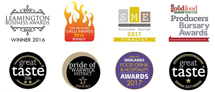 Prices Spices Awards