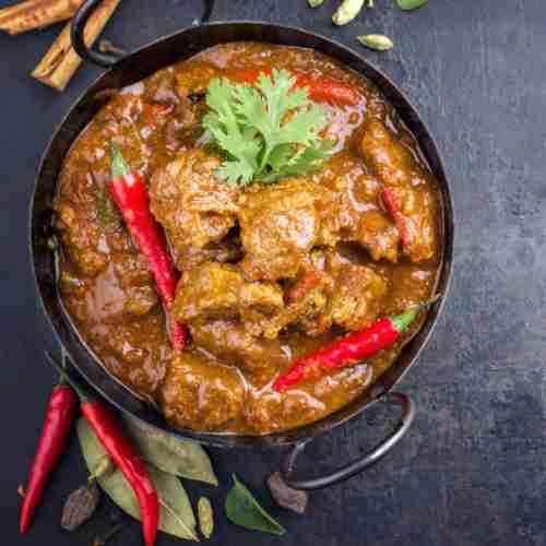Naga Chicken Curry